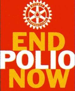 Il Rotary Club Alba sostiene il Programma di eradicazione della Polio nel mondo