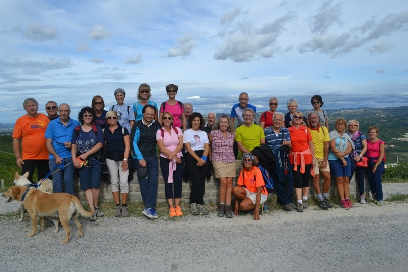 un gruppo di partecipanti